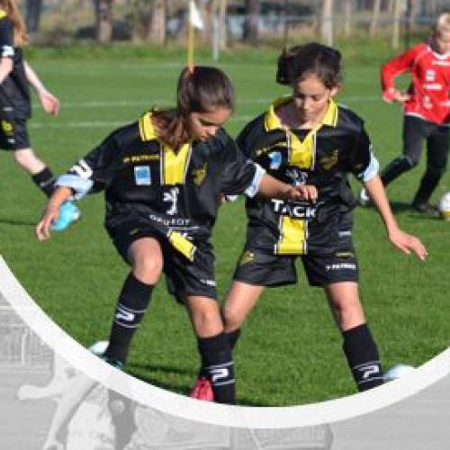 Kennismakingsdag meisjesvoetbal