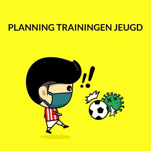 PLANNING TRAININGEN JEUGD