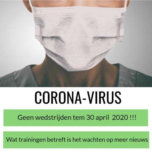 UPDATE CORONAVIRUS COVID_19 - VERDUIDELIJKING
