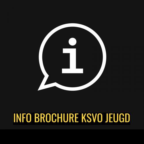 INFO BROCHURE KSVO JEUGD 2021 - 2022