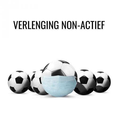 VERLENGING NON-ACTIEF